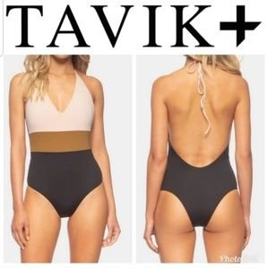 NWOT Tavik Chase Reversible One-Piece Swimsit